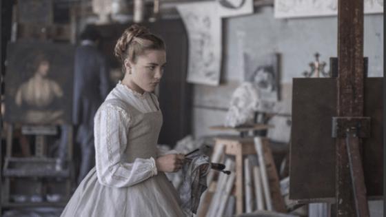 Amy March from Little Women 2019