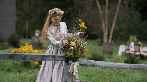 Beth march from Little Women 2019