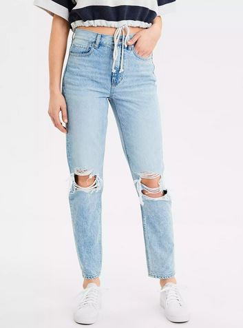 2010s fashion trends - Mom jeans