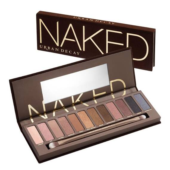 Photo of the Naked palette by Urban Decay