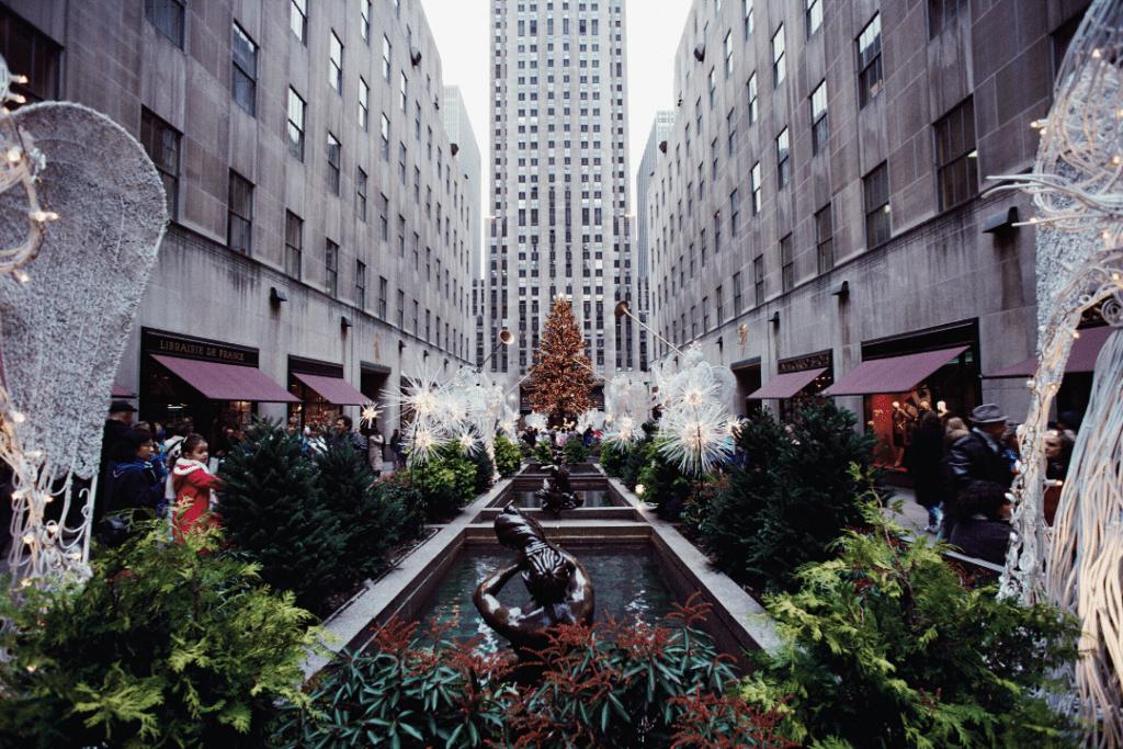 Christmas in New York 2019 guide: Rockefeller Center tree
