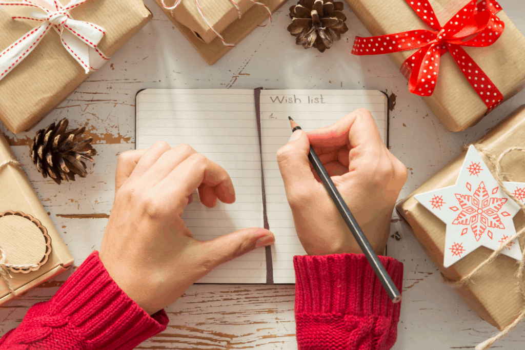 Wish list suggestions - what to put on your holiday wish list