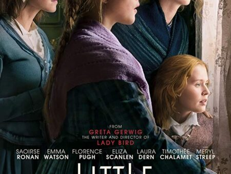 Little Women 2019 movie poster