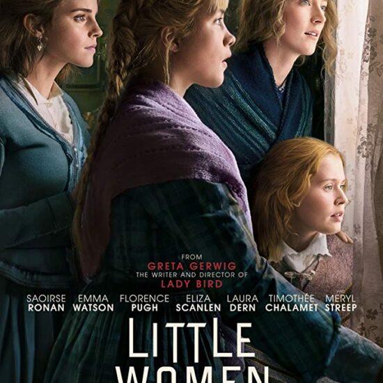 Little Women 2019 movie poster