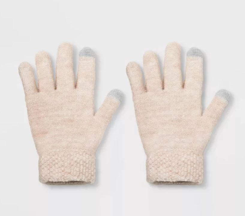 Tech/Touchscreen Gloves at Target