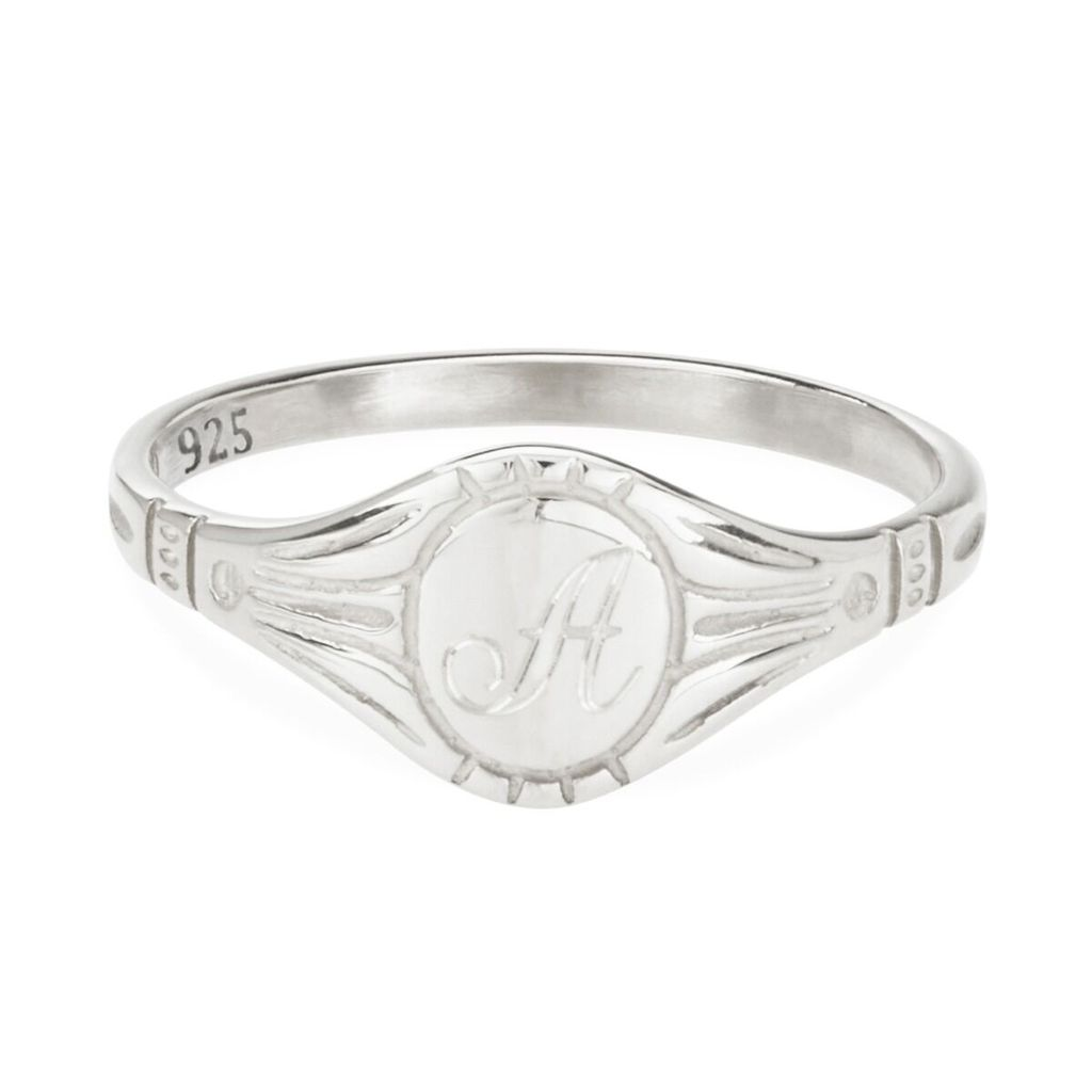Catbird Jewelry Grand Cygnet Ring