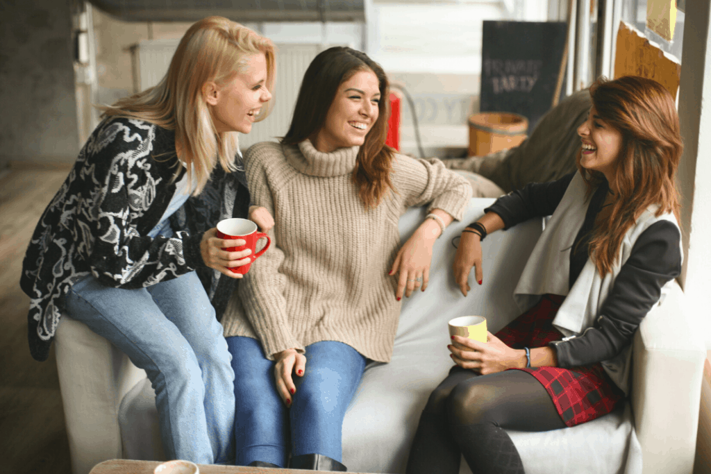 Friends - how to make friends after graduating college