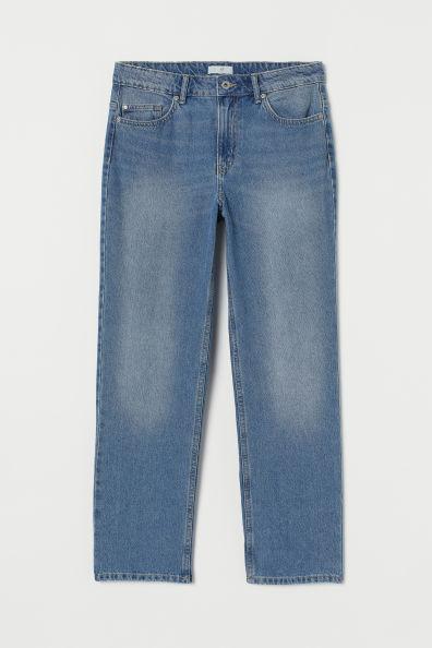 H&M straight leg jeans