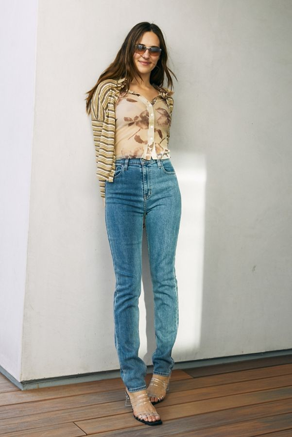 Urban Outfitters straight leg jeans