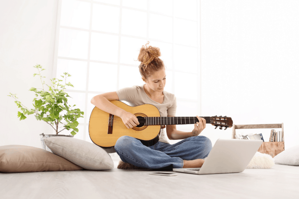 Best creative hobbies - learn to play a musical instrument