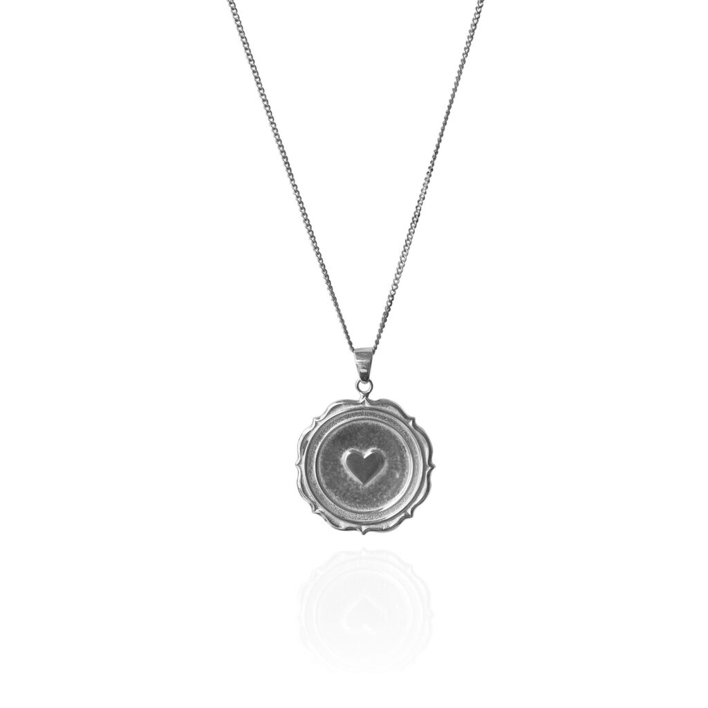 Luna and Rose necklace