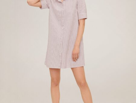 Three Cute and Easy Shirt Dress Outfits for Spring | Image