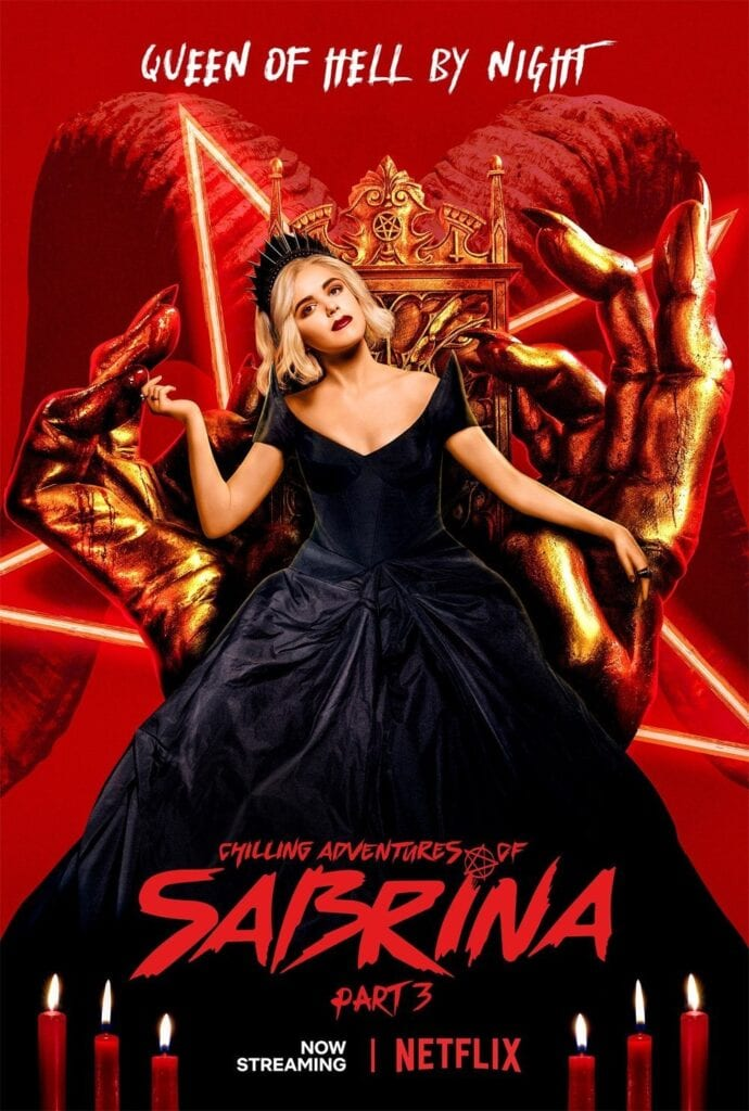 Chilling Adventures of Sabrina on Netflix
