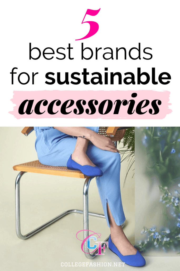 The best eco accessories brands for sustainable jewelry, shoes, bags, and phone cases