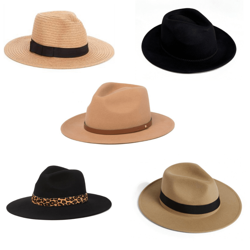 Roundup of cute fedora hats