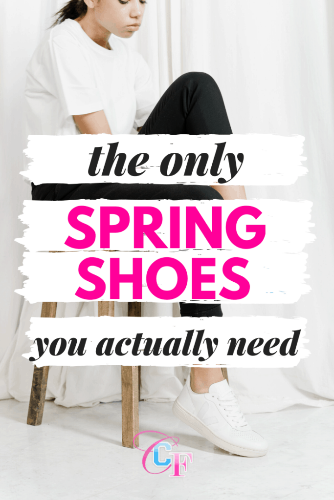 The only spring shoes you actually need in your closet