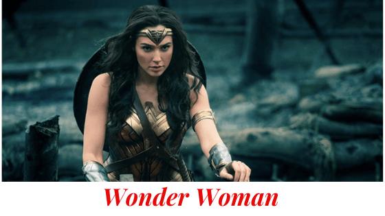 Best female empowerment movies - Wonder Woman