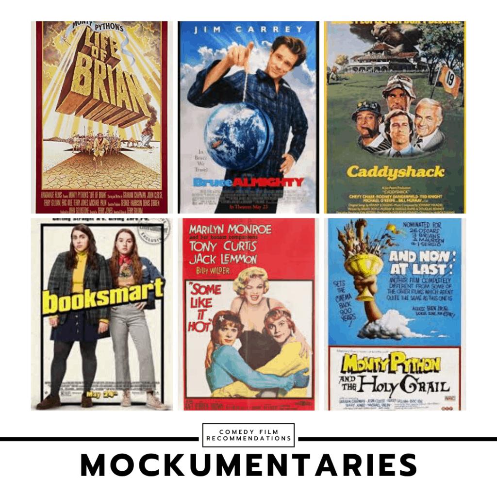 Mockumentary movie recommendations