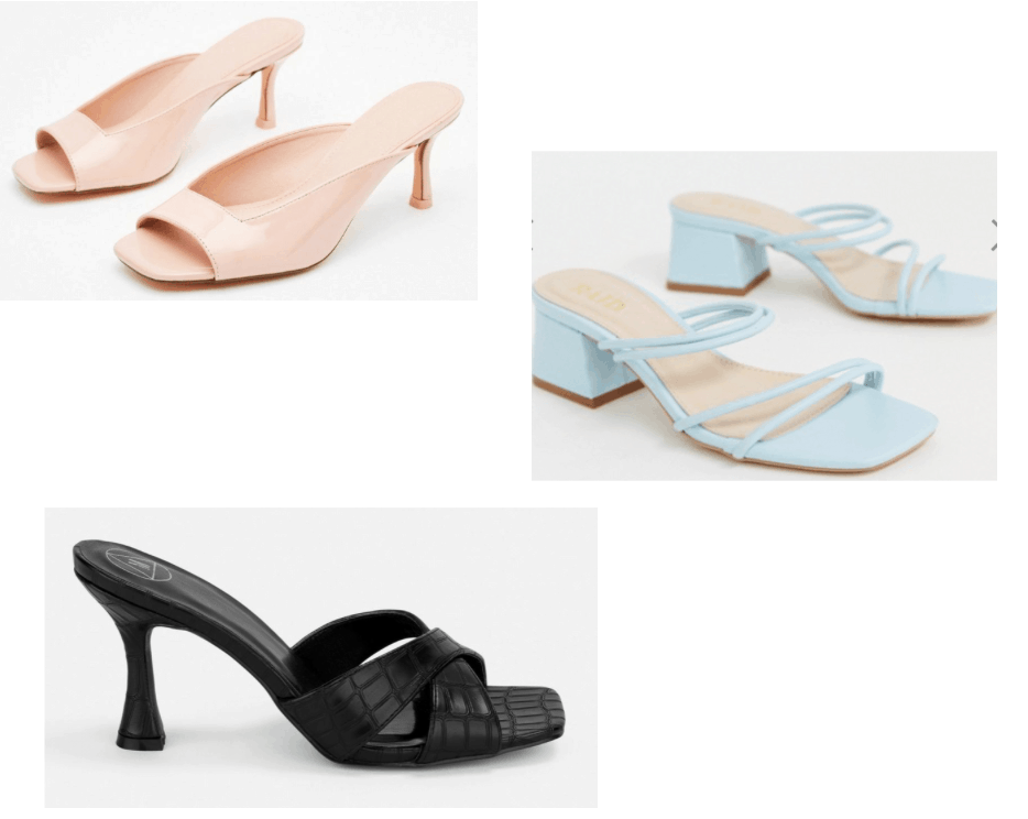 Spring shoe trends 2020
