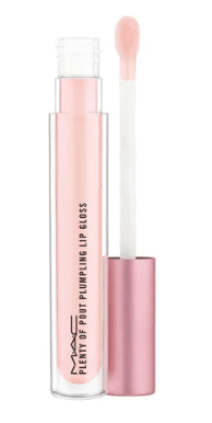 March 2020 makeup releases - Product photo of MAC Cosmetics Plenty Of Pout Plumping Lip Gloss in the shade Plenty of Pout