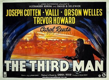 Movie recommendations - The Third Man