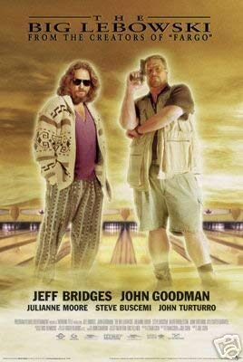 Movie recommendations for staying in - The Big Lebowski