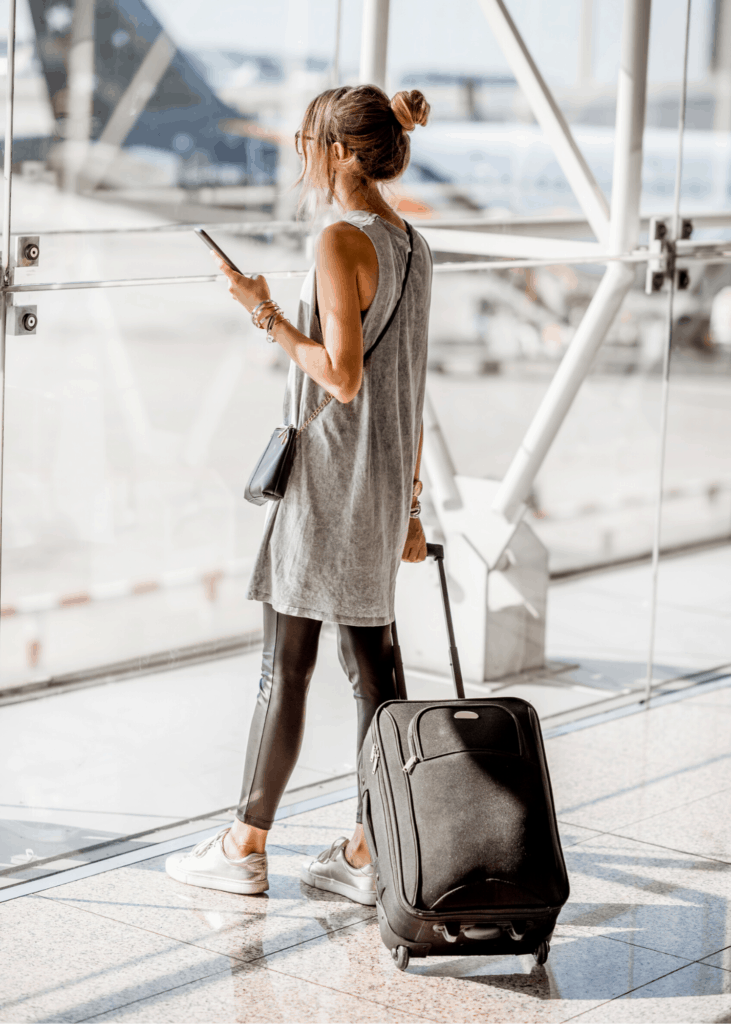 Airport outfits guide