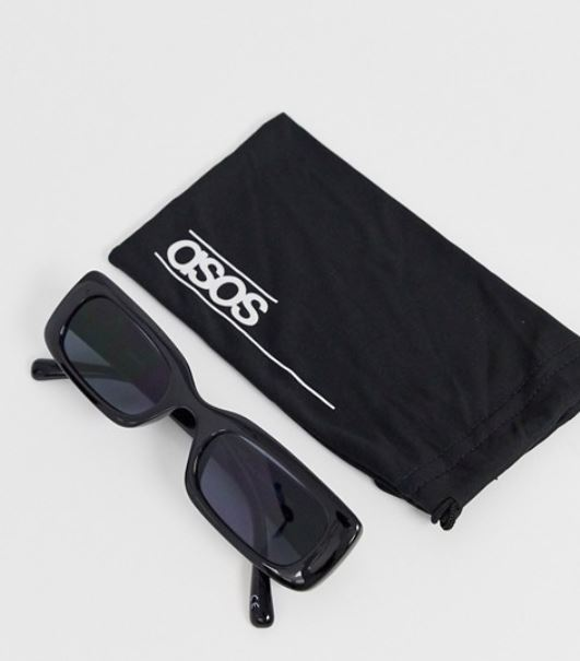 Narrow sunglasses from ASOS