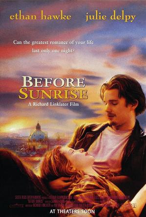 Before Sunrise film poster