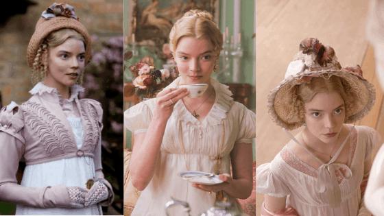 Emma 2020 movie stills