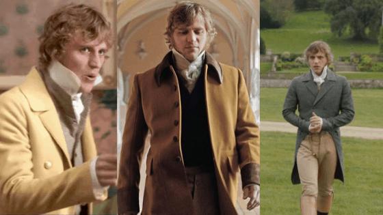 Mr. Knightley from Emma 2020