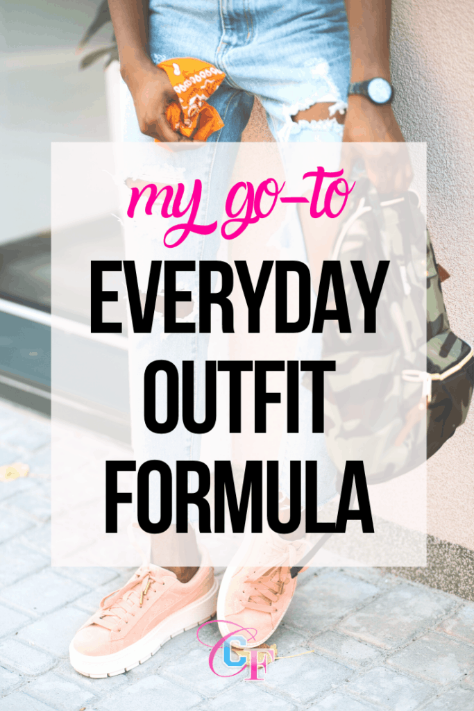 The exact outfit formula I use for my cutest everyday outfits for college, school, and casual days