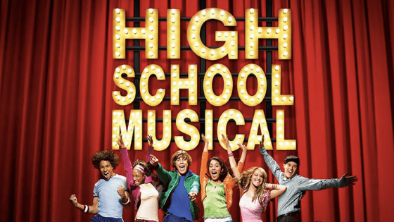 High School Musical official poster