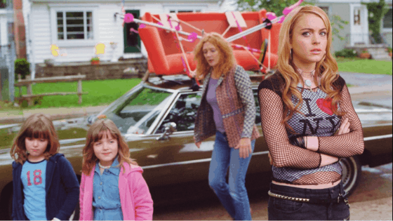 Throwback Fashion: Confessions of a Teenage Drama Queen - College Fashion