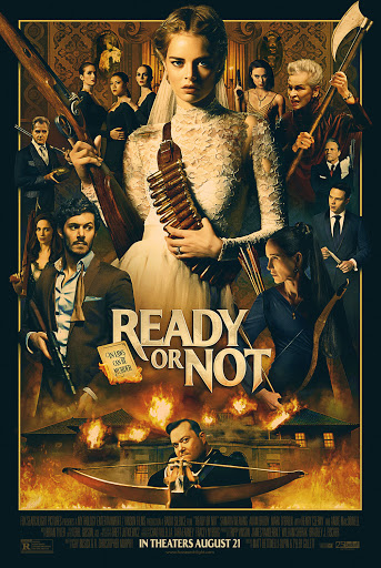 Poster for 2019 film Ready or Not