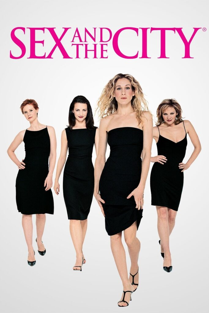 Sex and the City promotional image