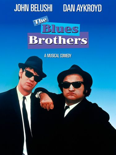 The Blues Brothers film poster