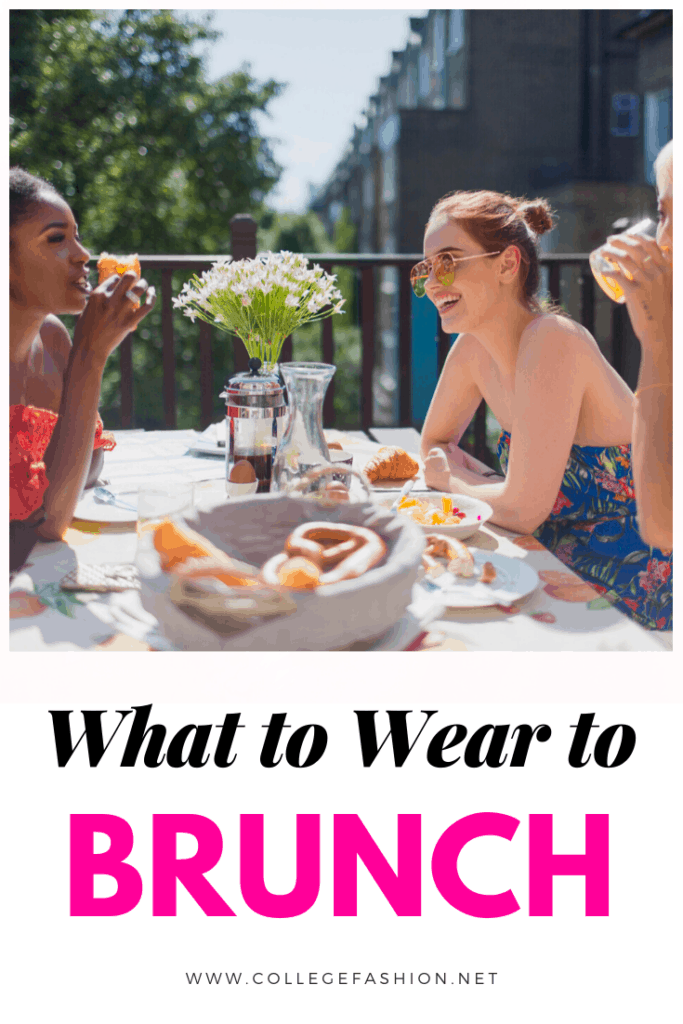 What to wear to brunch - outfit guide and tips