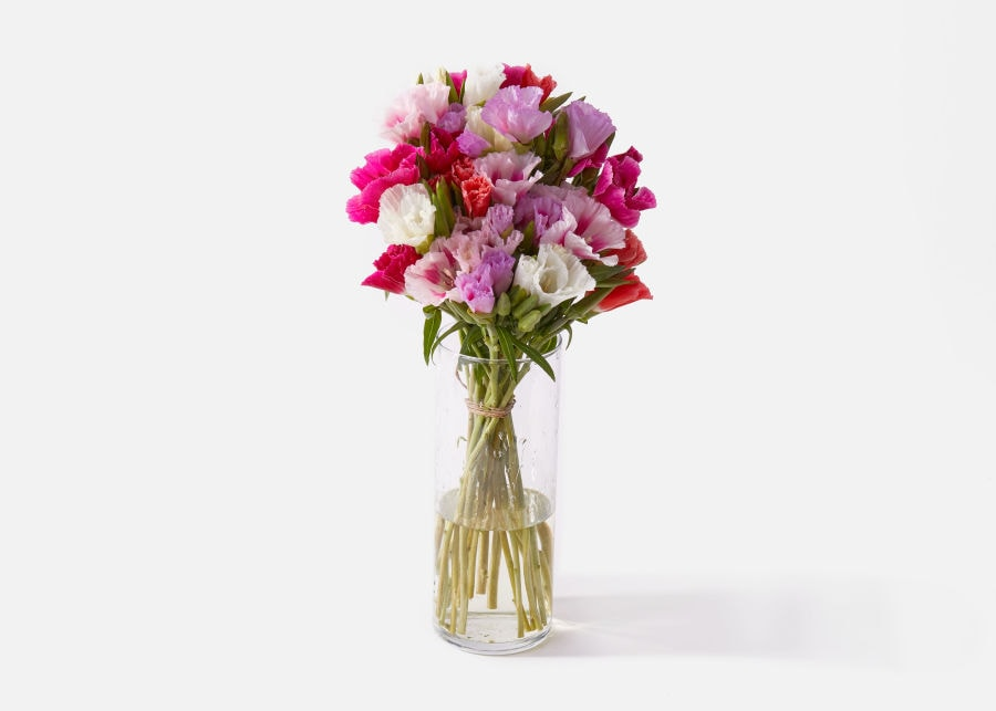 The Godetia Bouquet (Single) from Stems