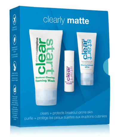 Product photo of Dermalogica Clear Start Set
