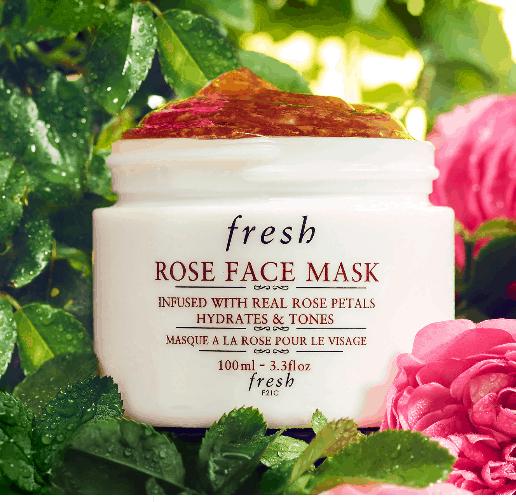 Product photo of Fresh Rose Face Mask