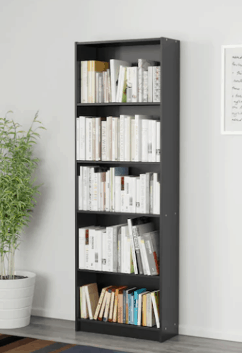 Product photo of an Ikea bookcase