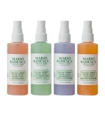 Product photo of the Mario Badescu Facial Spray Collection