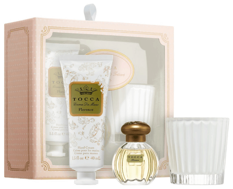 College graduation gift idea: TOCCA Florence Petits Tresors Set from Sephora