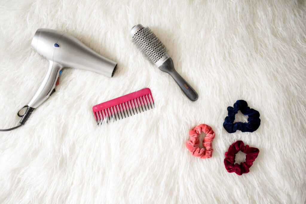 Hair tools - weeks' worth of hairstyle ideas
