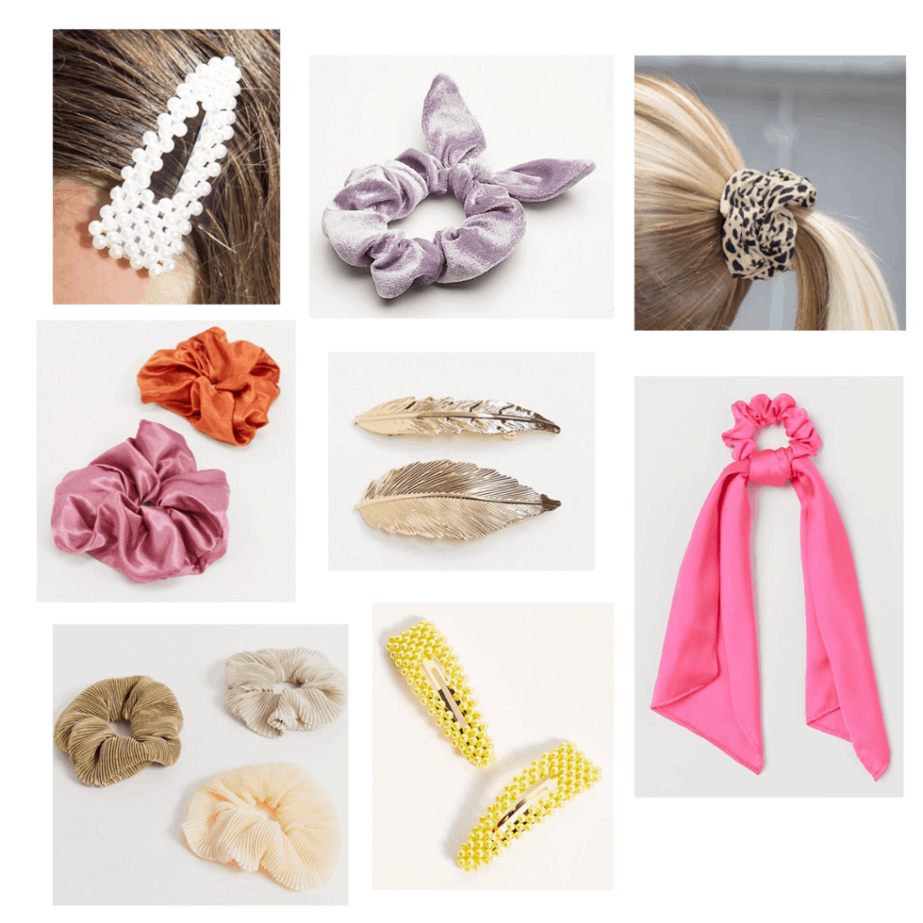 Fashion accessories list: Cute hair accessories