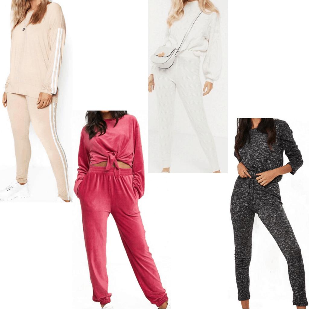 Pajama trends - cute loungewear sets