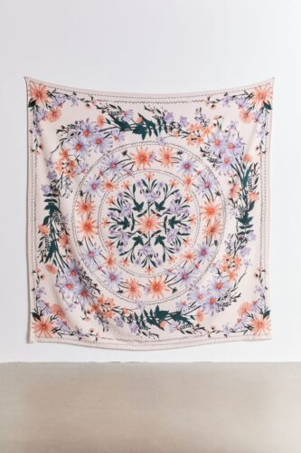 Product photo of an Urban Outfitters tapestry