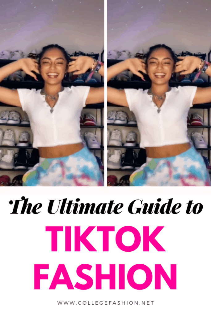The ultimate guide to TikTok fashion trends