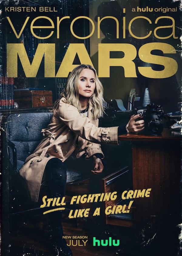 TV show recommendations: Veronica Mars
